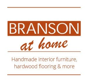 Branson at Home