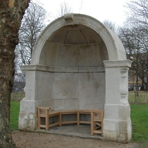 Alcove Seating