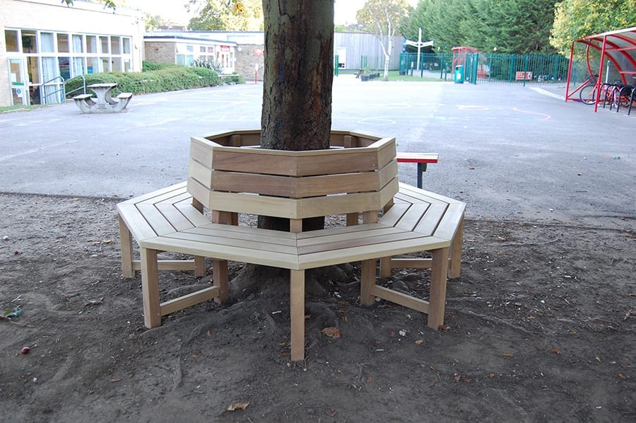 Tree seats branson leisure for Outdoor furniture epping